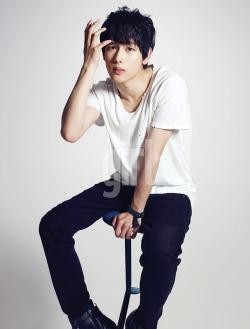 Children of Empire's Siwan для Elle Girl Korea May 2012