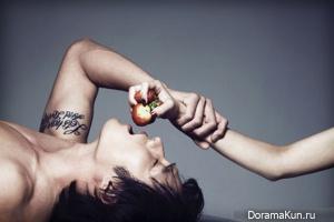 So Ji Sub для SONICe 2012