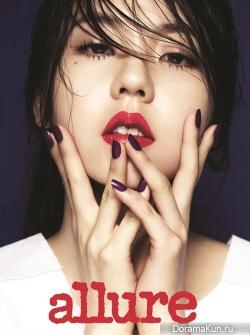 Sohee (Wonder Girls) для Allure Magazine July 2014