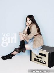 Sohee (Wonder Girls) для Vogue Girl Korea 2012