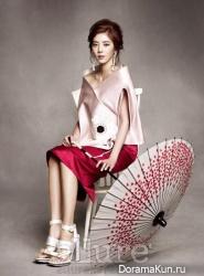 Son Dam Bi для Allure February 2013
