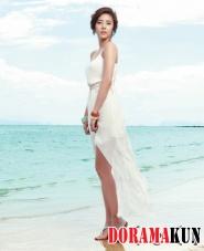 Son Dam Bi для Ceci Magazine August 2012