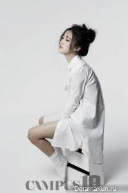 Son Soo Hyun для Campus10 April 2014