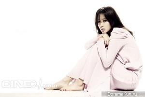 Son Ye Jin для Cine21 Korea 2013