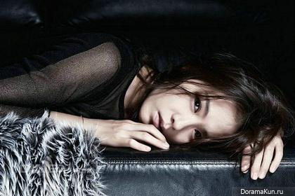 Son Ye Jin для Cine21 Magazine 2013