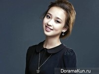 Son Yeon Jae для Cosmopolitan October 2012