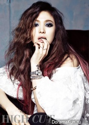 Song Hye Kyo для High Cut Vol. 95