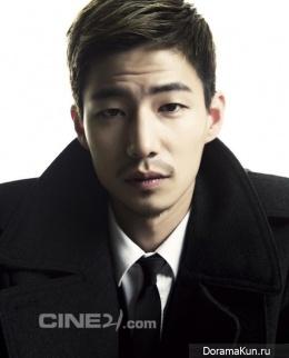 Song Jae Rim для Cine21 Korea 2013