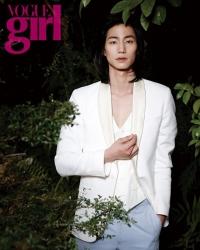 Song Jae Rim для Vogue Girl 2012