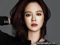Song Ji Hyo для First Look Vol. 60