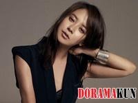 Song Ji Hyo для Marie Claire Korea July 2012
