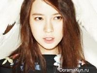 Song Ji Hyo для NYLON March 2013
