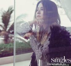 Song Ji Hyo для Singles December 2012 Extra
