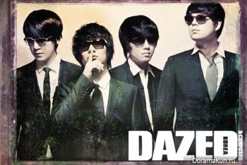 Yoo Ji Tae, Kim Hyo Jin, Park Ye Jin, NELL, Song Joong Ki, и многие другие для Dazed & Confused 2012