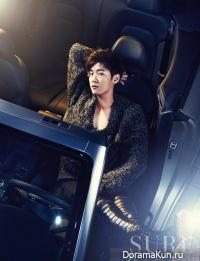 Suh Joon Young для SURE November 2012