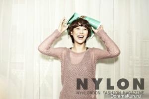 Sulli (f(x)) для NYLON November 2012