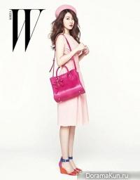 Sung Yuri для W Korea February 2013
