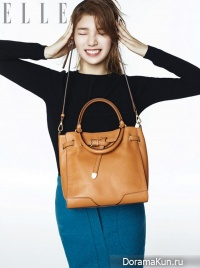 Suzy (Miss A) для Elle Korea September 2013