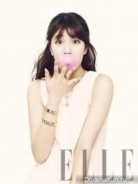 Suzy (Miss A) для Elle March 2013