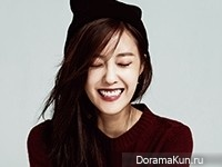Hyomin (T-ARA) для CeCi October 2013