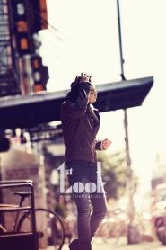 T.O.P для First Look Vol. 8