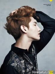 Seo Hyun, TVXQ для Ceci November 2012
