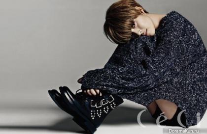 Tiny-G (Min Do Hee) для CeCi February 2014