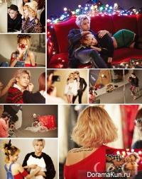 Trouble Maker для CeCi December 2013 Extra