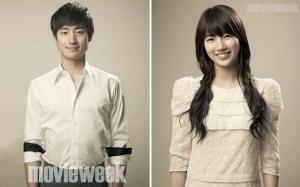 Uhm Tae Woong, Lee Je Hoon, Suzy для MovieWeek 2012