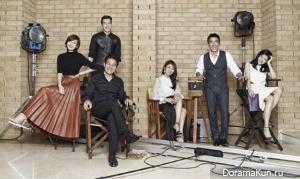 VA для InStyle Korea October 2013