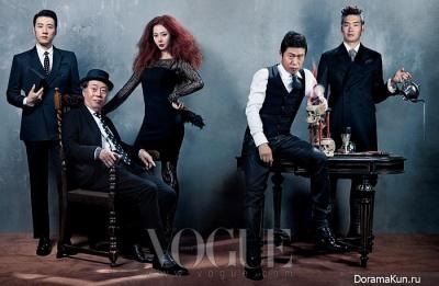 VA для Vogue November 2012