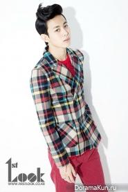 VIXX для First Look October 2012