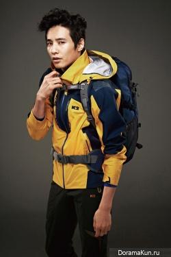 Won Bin для K2 2012