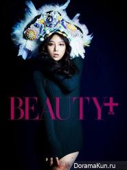 Yubin (Wonder Girls) для Beauty Plus December 2012