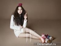 Sohee (Wonder Girls) для W Korea April 2013