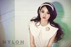 Woo Ri для NYLON Korea 2012