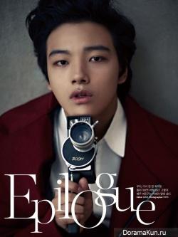 Yeo Jin Goo для CeCi November 2013 Extra
