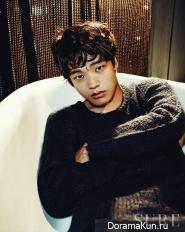 Yeo Jin Goo для SURE Korea October 2013