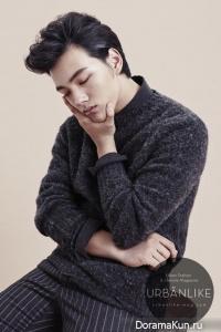 Yeo Jin Goo для URBANLIKE Magazine 2013