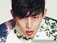 Yoo Ah In для GEEK May 2013