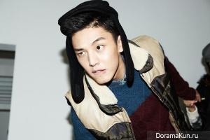 Yoo Ah In для Jack & Jill's F/W 2012 Campaign