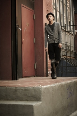 Yoo Ah In для Jack & Jill Fall 2011 Ad Campaign