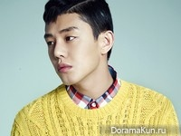 Yoo Ah In для Jack & Jill Spring 2013 Ads Extra