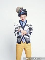 Yoo Ah In для The Class Spring 2013 Ads
