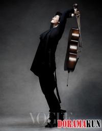 Jung Woo Sung, Yoo Ji Tae для Vogue Korea Special 2012