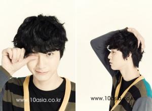 Yoo Min Kyu для 10Asia