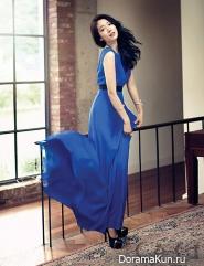 Park Shin Hye, Yoo Yeon Seok для CeCi August 2014