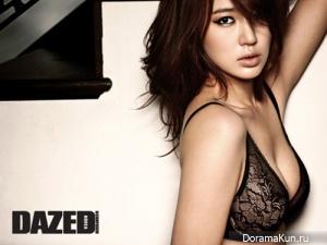 Yoon Eun Hye для Dazed & Confused 2011