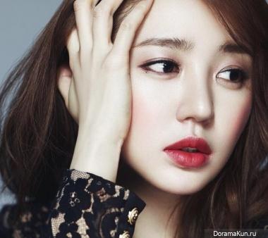 Yoon Eun Hye для High Cut Vol.124