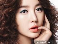 Yoon Eun Hye для MAC Summer 2013 Campaign